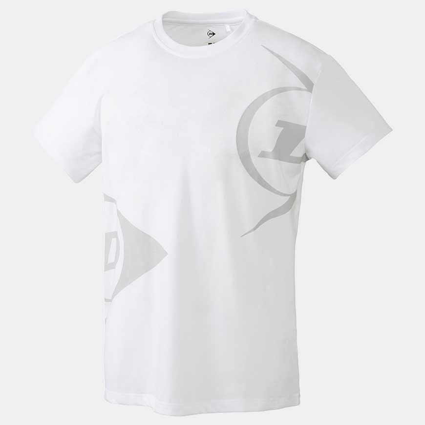 Club Tee Side D Shirt,White
