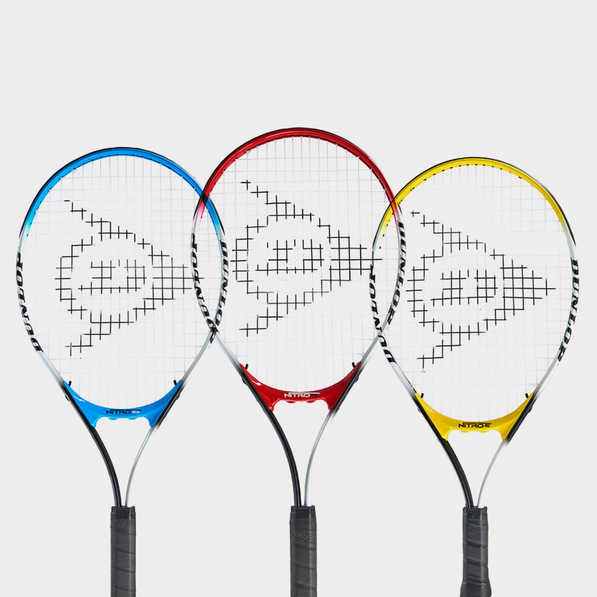 Nitro Junior Racket,