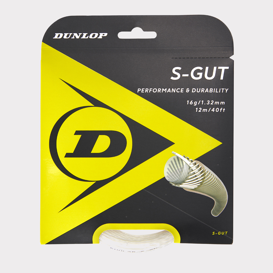 S-Gut String,White