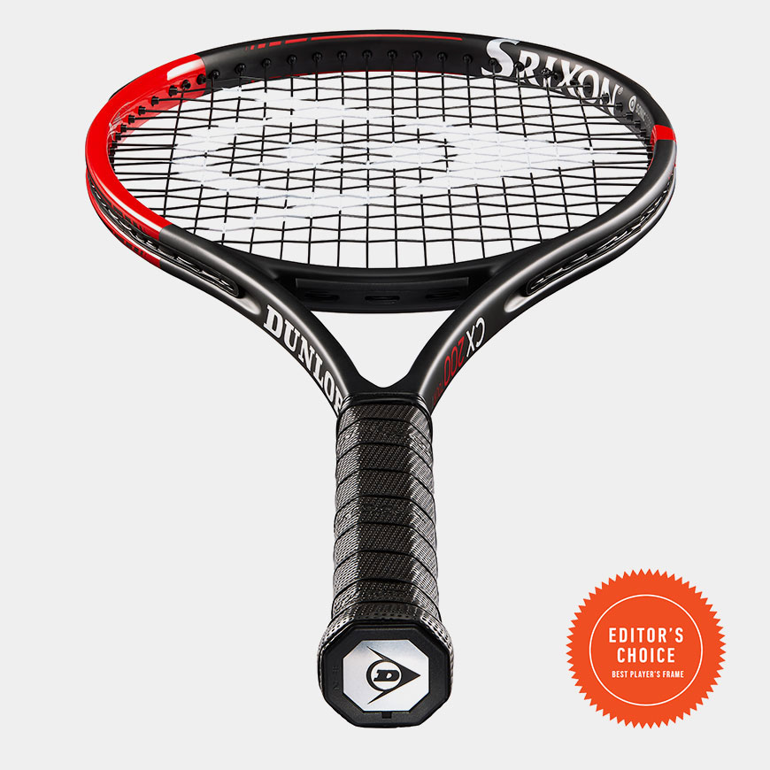 Srixon CX 200 Tour (16x19) Tennis Racket,
