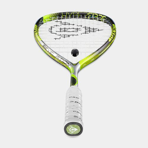 Hyperfibre+ Revelation 125 Squash Racket,