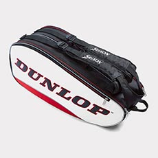 8 Racquet Bag,Red / White / Black