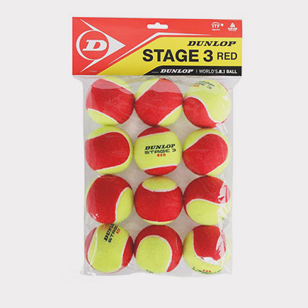 Stage 3 Training Tennis Balls,