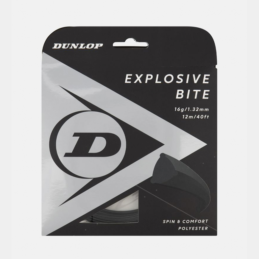 Explosive Bite String,Black