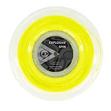 Explosive Spin String Reel,Yellow