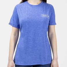 Team Dunlop Shirt - Women,Blue